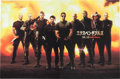 "Movie/TV Memorabilia:Posters, The Expendables (Lionsgate, 2010). Lobby Display (62.75"" X94.5"")...."