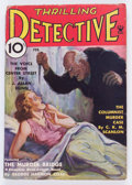 Pulps:Detective, Thrilling Detective - February 1935 (Better Publications)Condition: VG-....