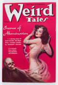 Pulps:Horror, Weird Tales - March 1938 (Popular Fiction) Condition: VG....