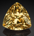 Gems:Faceted, Very Rare Gemstone: Scheelite - 38.13 Ct.. Natas Farm 220,Gamsberg Area, Khomas Region, Namibia. ...