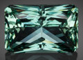 Gems:Faceted, Fine Gemstone: Aquamarine - 50.73 Ct.. Magara, Lake Manyara,Arusha Region, Tanzania. ...