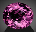 Gems:Faceted, Fine Gemstone: Purple Spinel - 10.63 Ct.. Tunduru, TunduruDistrict, Ruvuma Region, Tanzania. ...
