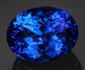 Gems:Faceted, Fine Gemstone: Tanzanite - 22.57 Ct.. Block D, Merelani Hills,Lelatema Mts, Simanjiro District, Manyara Region, Tanza...