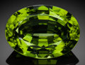 Gems:Faceted, Fine Gemstone: Peridot - 29.12 Ct.. St John's Island, Red Sea,Egypt. ...