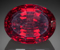 Gems:Faceted, Rare Gemstone: Cuprite - 65.55 Ct.. Oganja Mine, Oganja, Seeis,Windhoek District, Khomas Region, Namibia. ...