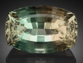 Gems:Faceted, Rare Gemstone: Bicolor Fluorite - 115.10 Ct.. Garuzo, Manica,Mozambique. ...