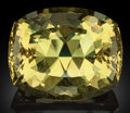 Gems:Faceted, Very Rare Gemstone: Sanidine - 284.88 Ct.. Bebono, Mahasoa EastCommune, Betroka District, Anosy Region, Tuléar Province...