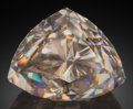 Gems:Faceted, Very Rare Gemstone: Cerussite - 430.21 Ct.. Kombat Mine, Kombat,Grootfontein District, Otjozondjupa Region, Namibia. ...