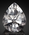 Gems:Faceted, Rare Gemstone: Petalite - 51.35 Ct.. Brazil. ...