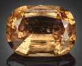 Gems:Faceted, Fine Gemstone: Hessonite Garnet - 8.69 Ct.. Sri Lanka. ...