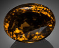Gems:Faceted, Fine Gemstone: Zircon - 41.28 Ct.. Cambodia. ...