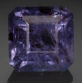 Gems:Faceted, Fine Gemstone: Purple Sapphire - 4.61 Ct.. Thailand. ...