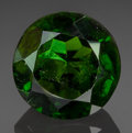 Gems:Faceted, Rare Gemstone: Chrome Diopside - 5.60 Ct.. Russia. ...
