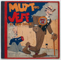 Platinum Age (1897-1937):Miscellaneous, Mutt and Jeff Book 18 (Cupples & Leon, 1933) Condition: VG....