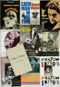 Books:Biography & Memoir, [Biography/Cinema]. Group of Ten Related to Film Legends. Variouspublishers and dates.... (Total: 10 Items)