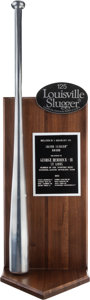 Baseball Collectibles:Others, 1983 George Hendrick Silver Slugger Award. ...