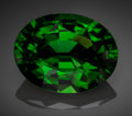 Gems:Faceted, Very Fine Gemstone: Tourmaline var. Chrome - 26.58 Ct.. MerelaniHills, Lelatema Mts, Simanjiro District, Manyara Region, ...