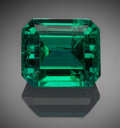 Gems:Faceted, Very Fine Gemstone: Emerald - 4.76 Ct.. Kafubu Emerald District,Ndola, Ndola District, Copperbelt Province, Zambia.  ...