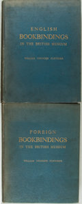 Books:Fine Press & Book Arts, [Book Arts]. Pair of Books on Historical Bookbinding. WilliamYounger Fletcher. London: Kegan Paul, Trench, Trübner and Comp...(Total: 2 Items)