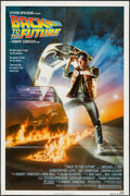 "Movie Posters:Science Fiction, Back to the Future (Universal, 1985). One Sheet (27"" X 41"").Science Fiction.. ..."