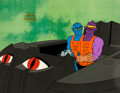 Animation Art:Production Cel, He-Man and the Masters of the Universe Two Bad ProductionCel Setup, Animation Drawing, and Production Folder Group (F...(Total: 10 Items)