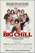 "Movie Posters:Comedy, The Big Chill (Columbia, 1983). One Sheet (27"" X 41""). Comedy.. ..."