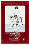 """Movie Posters:Adult, The Naughty Victorians and Others Lot (RKO, 1975). One Sheets (3) (27"""" X 41""""). Adult.. ... (Total: 3 Items)"""