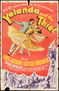"Movie Posters:Musical, Yolanda and the Thief (MGM, 1945). One Sheet (27"" X 41""). Musical....."