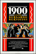 "Movie Posters:Foreign, 1900 (Paramount, 1977). One Sheet (27"" X 41""). Foreign.. ..."