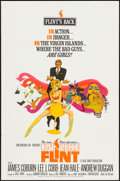 "Movie Posters:Action, In Like Flint (20th Century Fox, 1967). One Sheet (27"" X 41""). Action.. ..."