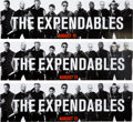 "Movie/TV Memorabilia:Posters, The Expendables (Lionsgate, 2010). Placard Lot of 3 (14"" X 48"")...."