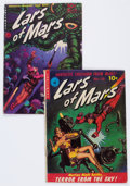 Golden Age (1938-1955):Science Fiction, Lars of Mars #10 and 11 Group (Ziff-Davis, 1951).... (Total: 2Comic Books)