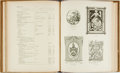 Books:Art & Architecture, [Bookplates]. Henry W. Fincham. Artists and Engravers of British and American Book Plates. A Reference for Book Pl...