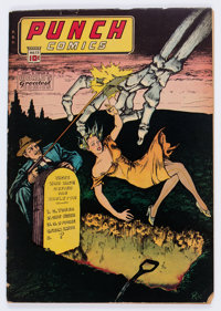 Punch Comics #13 (Chesler, 1945) Condition: FR/GD