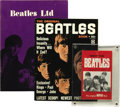 "Music Memorabilia:Memorabilia, Beatles Assortment - Group of 3. Here is a batch of three collectible items of the ""Fab Four."" Included in this lot are the ... (Total: 3 )"