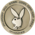 Music Memorabilia:Awards, George Harrison's Playboy Award. The Beatles were named Best VocalGroup in the 1970 Playboy All-Star Jazz and Pop Poll Awa...