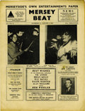 "Music Memorabilia:Memorabilia, ""Mersey Beat"" #12. Although ""Mersey Beat"" featured great writing onthe local Merseyside music scene, the advertising in th..."