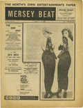 "Music Memorabilia:Memorabilia, ""Mersey Beat"" #22 Among the highlights of this May 17-31 issue are some short movie reviews of ""Road to Hong Kong,"" ""One, T..."