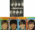 "Music Memorabilia:Memorabilia, Beatles Magazines. Ten assorted Beatles-themed magazines, including ""The Original Beatles Book,"" ""The Dave Clark 5 vs. the ..."