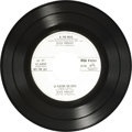 """Music Memorabilia:Recordings, Elvis Presley """"Too Much"""" White Label DJ Copy EP RCA DJ-56 (1957). This promotional-only release paired Elvis with Dinah Shor..."""