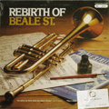 "Music Memorabilia:Recordings, Various Artists and Elvis ""Rebirth of Beale St."" Sealed Promo LP Limited Edition 931/1000 (1983). This commemorative album w..."