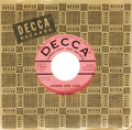 """Music Memorabilia:Recordings, Buddy Holly """"Modern Don Juan""""/ """"You Are My One Desire"""" Pink LabelPromo 45 Decca 30166 (1956). Here's another sparkling copy..."""