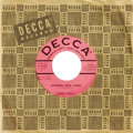 """Music Memorabilia:Recordings, Buddy Holly """"Modern Don Juan""""/ """"You Are My One Desire"""" Pink Label Promo 45 Decca 30166 (1956). In the year before Buddy and ..."""