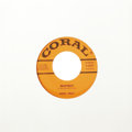 """Music Memorabilia:Recordings, Buddy Holly """"Heartbeat""""/ """"Well....All Right"""" 45 Coral 62051 (1958).Buddy's sixth release on Coral was his ninth Billboard e..."""