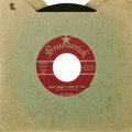 """Music Memorabilia:Recordings, The Crickets """"Love's Made A Fool Of You""""/ """"Someone, Someone"""" 45 Brunswick 55124 (1959). This was a non-charting single for t..."""