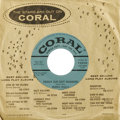 """Music Memorabilia:Recordings, Buddy Holly """"Peggy Sue Got Married""""/ """"Crying, Waiting, Hoping"""" Blue Label Promo 45 Coral 62134 (1959). Near perfect promo co..."""