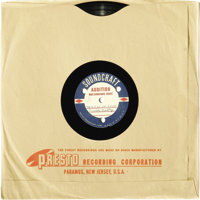 """Buddy Holly """"Words of Love"""" 10"""" 78 rpm Acetate Soundcraft (1957). Recorded the same day as """"Maybe Ba..."""