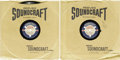"""Music Memorabilia:Recordings, Buddy Holly """"Peggy Sue""""/ """"Oh, Boy!"""" 10"""" 78-rpm Acetate Soundcraft(1957). Here's a rocking twosome of rockers that would bec..."""
