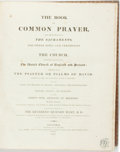 Books:Religion & Theology, [Religion & Theology]. The Book of Common Prayer and Administration of the Sacraments... Oxford: Printed by W. Baxte...
