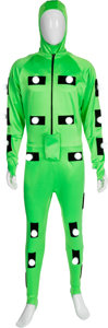 "Movie/TV Memorabilia:Costumes, A 'Motion Capture' Suit from ""Grudge Match.""..."